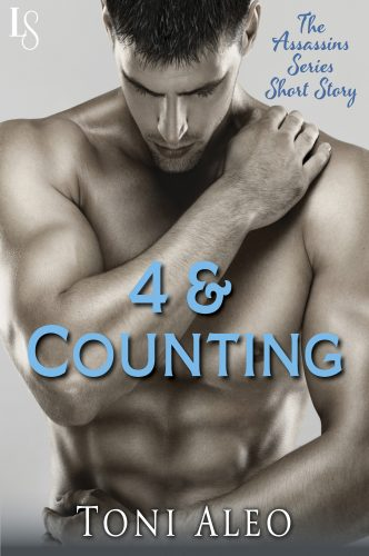 4 & Counting by Toni Aleo
