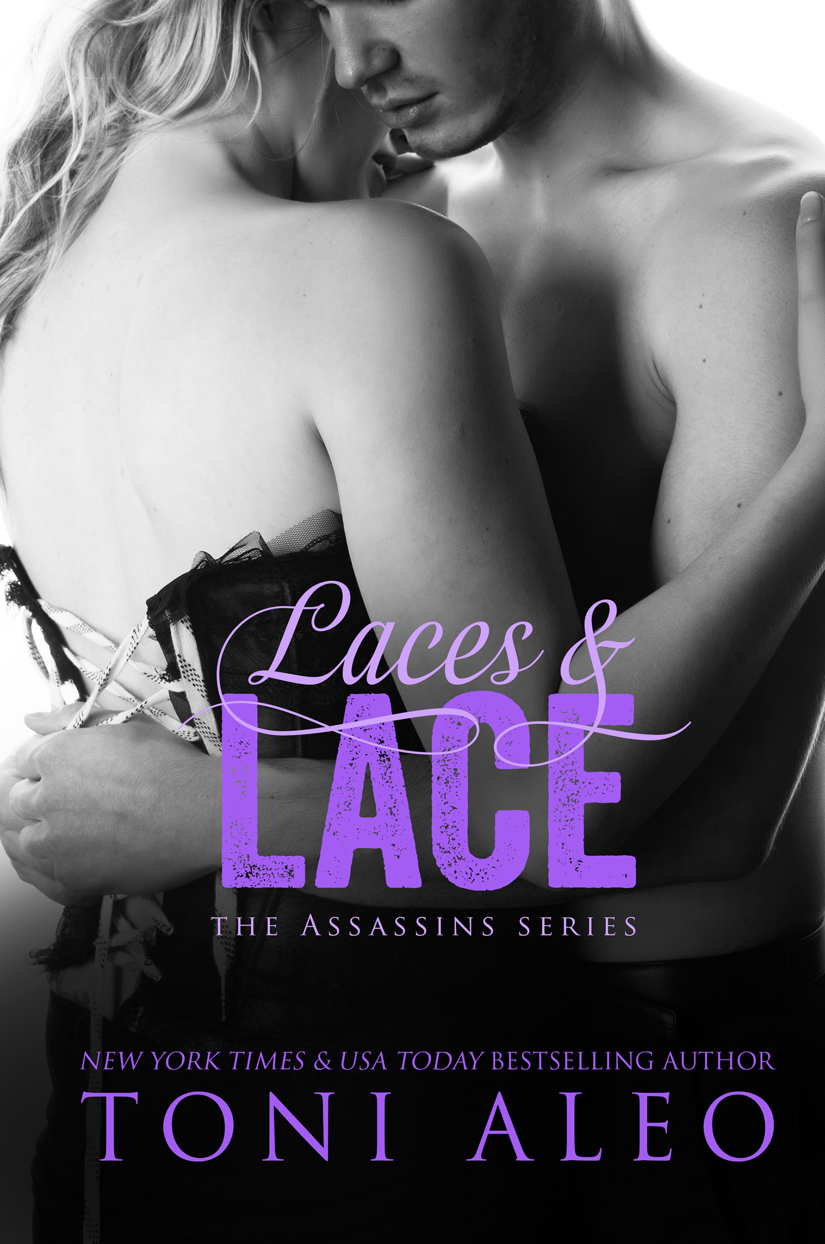 Laces and Lace (Assassins #6) by Toni Aleo