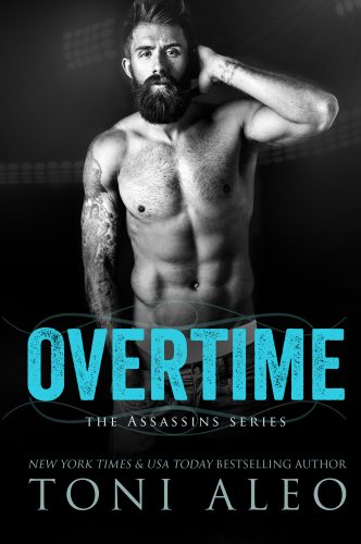Overtime (Assassins #7) by Toni Aleo