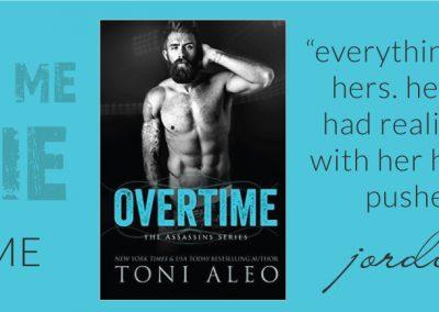 Overtime by Toni Aleo - Teaser 3