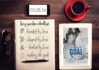 Rushing The Goal by Toni Aleo - Teaser 4