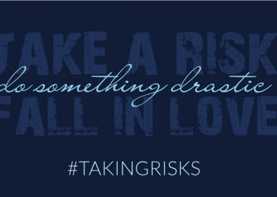 Taking Risks by Toni Aleo - Teaser 1
