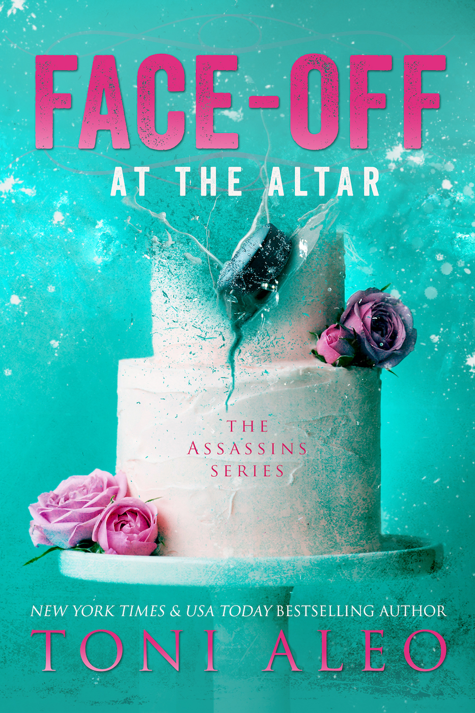 Face-Off at the Altar (Assassins #10) by toni aleo