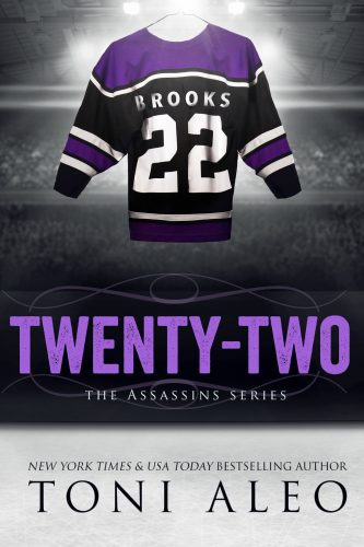 Twenty Two (Assassins 11.5) by Toni Aleo
