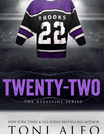 Twenty Two (Assassins 11.5) by Toni Aleo