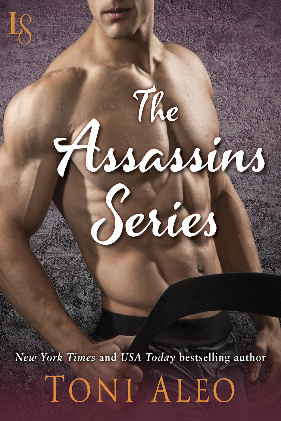 Assassins series - 5 book bundle Toni Aleo