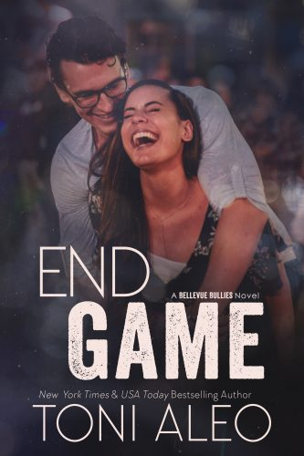 end game by toni aleo assassins cover