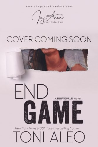 end game by toni aleo teaser cover