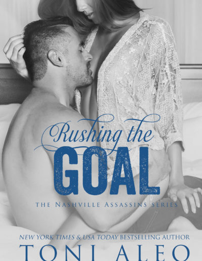 Rushing the Goal- Nashville Assassins - Toni Aleo