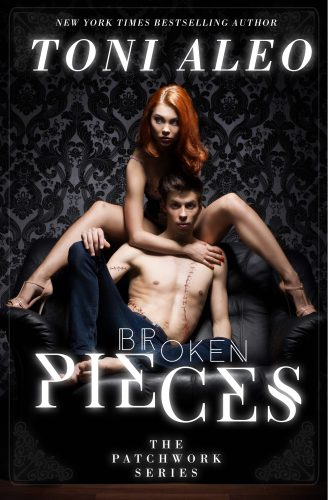 broken pieces by toni aleo