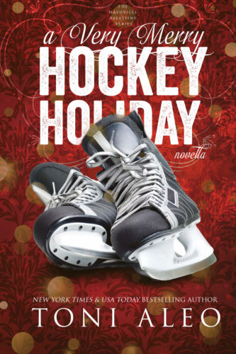 Very Merry Hockey Holiday- Nashville Assassins - Toni Aleo