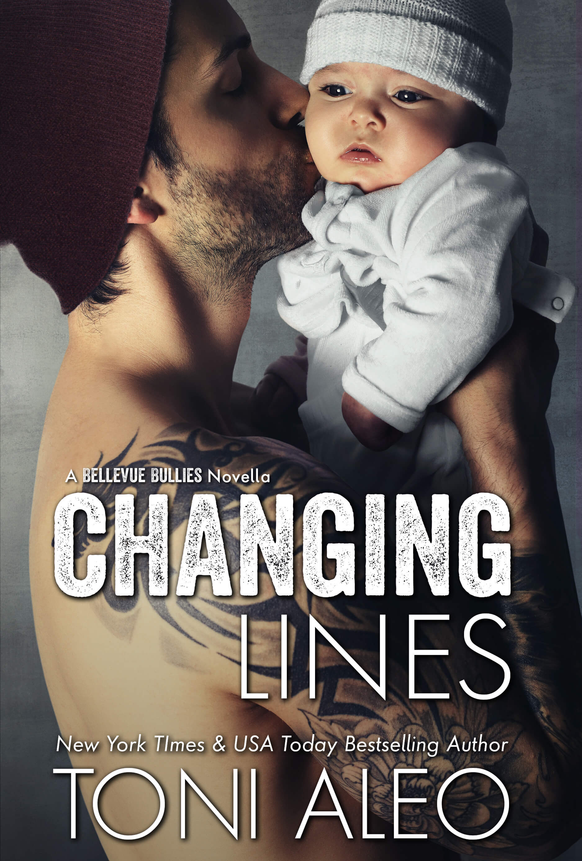 CHANGING LINES (Bellvue Bullies) by Toni Aleo